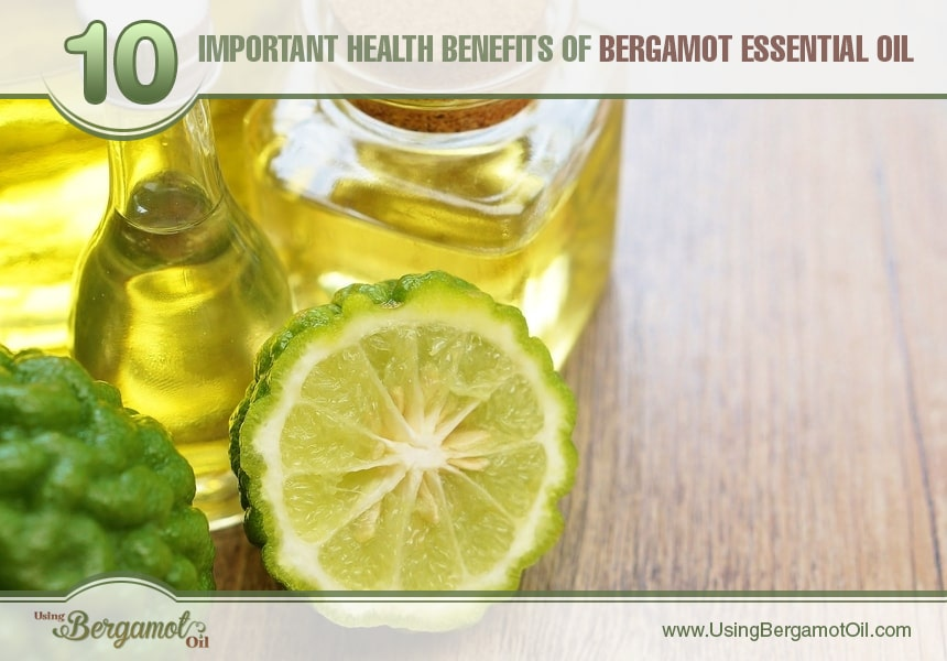 what can i use bergamot oil for