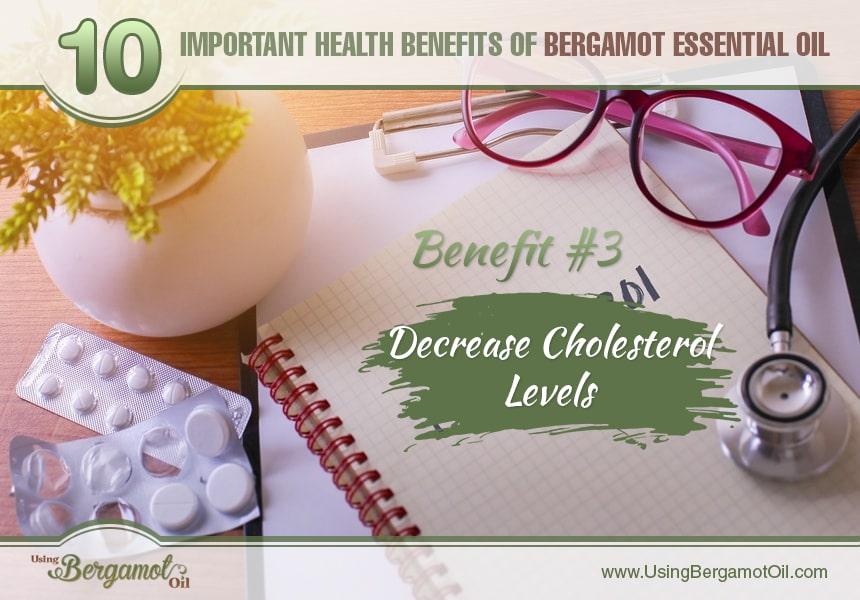 health benefits of bergamot oil
