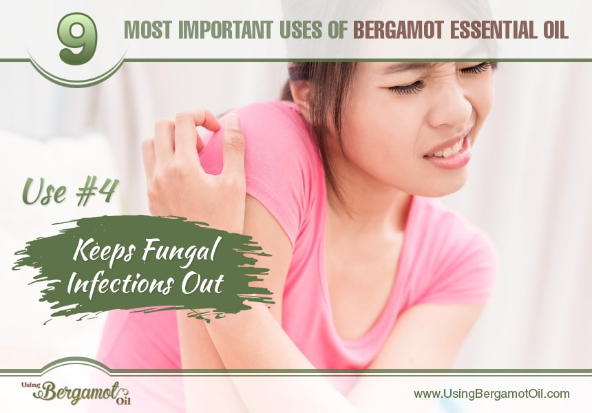 most important uses of bergamot essential oil