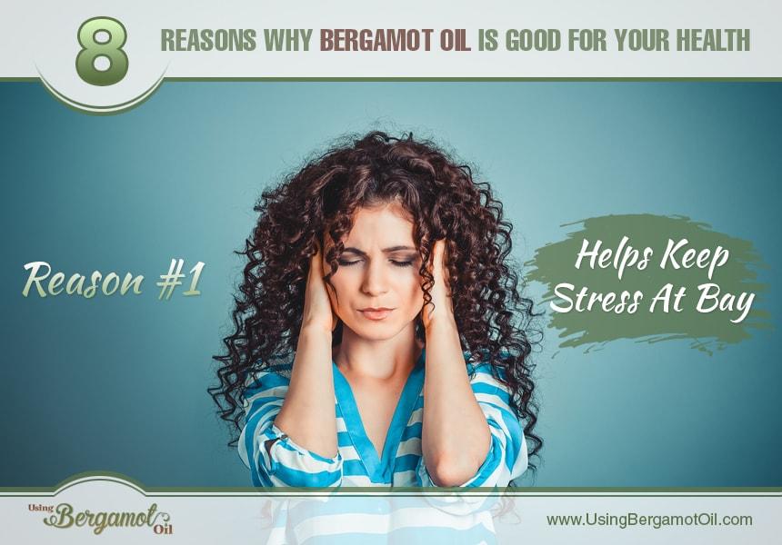 benefits of using bergamot essential oil